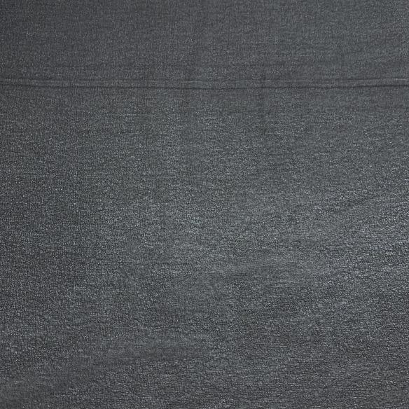 Musseline de Seda Pura Preto • Luema Tecidos