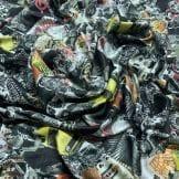 Tecido Tecido Organza Atacado 40mt X 1,4mt Largura Várias Cores ! • Luema Tecidos