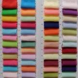 Tecido Crepe Bubble Gatinho Fundo Rosê • Luema Tecidos